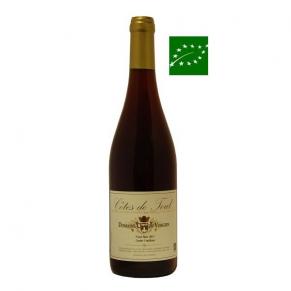 Côtes-de-Toul rouge « Pinot Noir - Traditon » 2017 vin bio grand -est