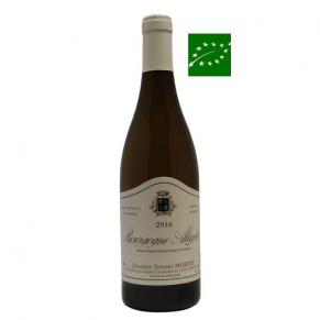 Bourgogne Aligoté 2016 - vin de bourgogne bio - vin bas sulfite - vin blanc bio