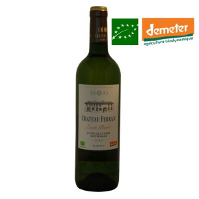 Entre-deux-mers « Tradition » 2017 Entre-Deux-Mers « Tradition » 2017 - vin de Bordeaux biodynamie - bas sulfite