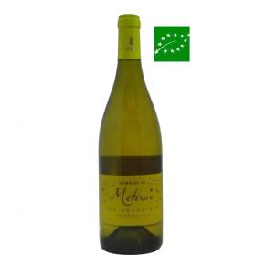 Faugères Blanc « Les Aquarides » 2017 - vin bio languedoc-roussillon - vin bas sulfite