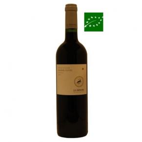 Limoux rouge « Grande Cuvée » 2016 - vin bio languedoc-roussillon - vin de l'aude - vin bas sulfite