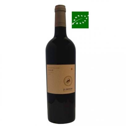 Limoux rouge « Chloé » 2015 vin bio Languedoc-Roussillon