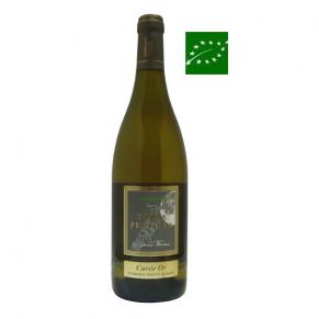 Dealu Mare Chardonnay « Terre Précieuse » 2017 vin blanc biologique étranger roumanie