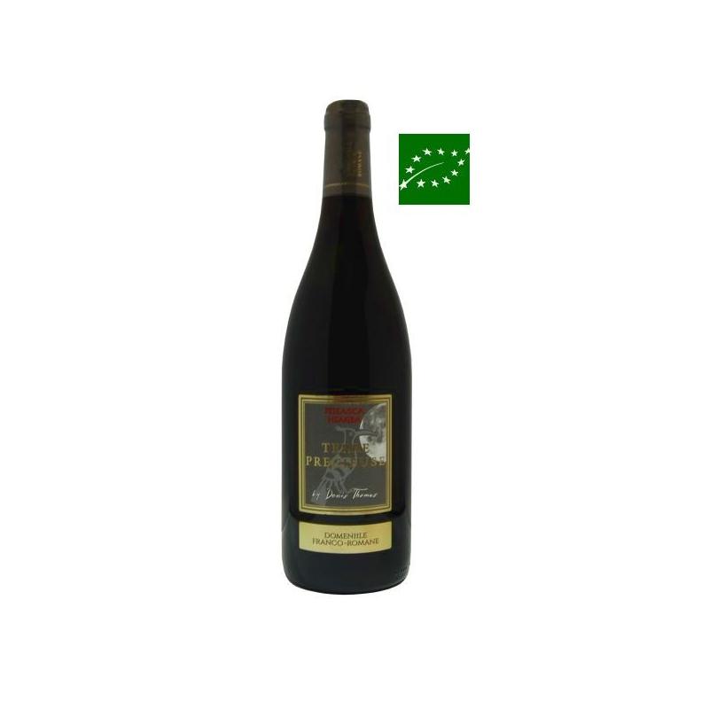 Dealu Mare rouge Feteasca Neagra « Terre Précieuse » 2011 vin rouge biologique roumain