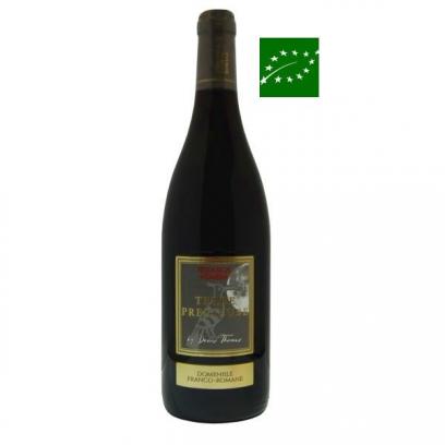 Dealu Mare rouge Feteasca Neagra « Terre Précieuse » 2014 Vin Biologique Roumain
