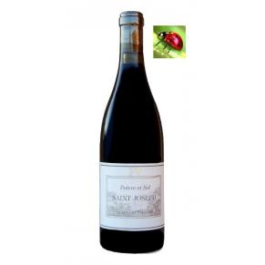Saint-Joseph rouge « Poivre et Sol » 2016 vin Vallée du Rhône Nord