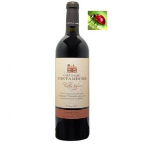 Corbières Rouge « Vieilles Vignes » 2017 vin du languedoc-roussillon - vin de l'aude