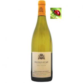 Pouilly-Fumé « Villa Paulus » 2017 vin blanc de Loire
