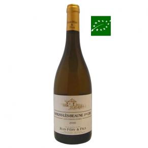 Savigny 1er Cru Blanc « Les Vergelesses » 2016 vin de bourgogne bio - vin bas sulfite