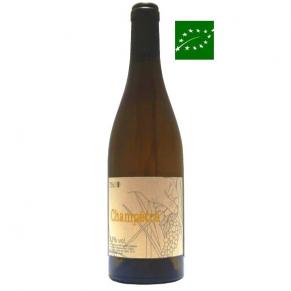 Vin de France blanc « Champêtre » 2017 - vin bio du sud-ouest - cépage rare - bas sulfite - vin nature