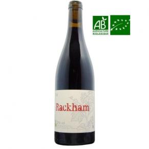 Vin de France rouge « Rackham » 2016 - vin bio du sud-ouest - cépage rare - bas sulfite - vin nature