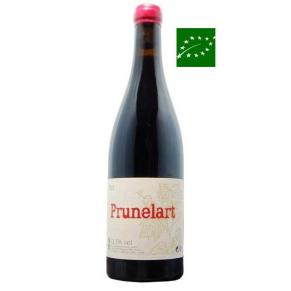 Vin de France rouge « Prunelart » 2015 - vin bio du sud-ouest - cépage rare - bas sulfite - vin nature