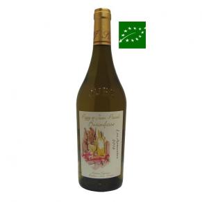 Côtes-du-Jura Blanc « Les Ammonites » 2016 chardonnay bio du jura - bas sulfite