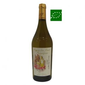 Côtes-du-Jura Blanc « Varron Savagnin » 2015 vin bio du jura - bas sulfite