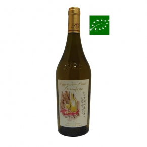 Côtes-du-Jura Blanc « L'Hopital » 2016 vin du jura bio - bas sulfite - vin naturel