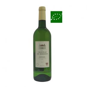 Gaillac blanc sec 2017 vin bio du sud-ouest - cépage rare - bas sulfite