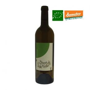 Vin de France Blanc « Dencon » Ondenc 2015 - vin biodynamique du sud-ouest - cépage rare - bas sulfite