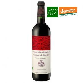 Fleurie « Le Clos » 2014 Cru du Beaujolais biodynamie - bas sulfites