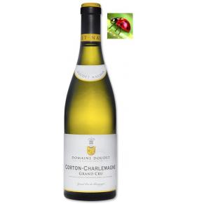 Corton Charlemagne Grand Cru 2012 - grand vin blanc de bourgogne