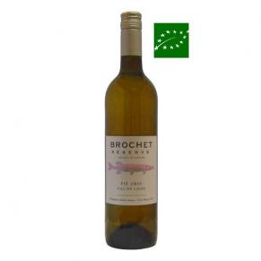 IGP Val de Loire « Brochet - Fié Gris » 2017 - vin bio de Loire - vin bas sulfite - vin vegan