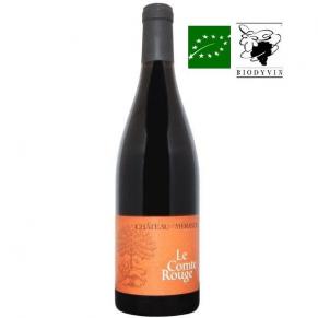 Mondeuse Arbin « Le Comte Rouge » 2015 vin biodynamie savoie - bas sulfite