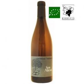 Roussette de Savoie « Son Altesse » 2017 vin biodynamie savoie - bas sulfite