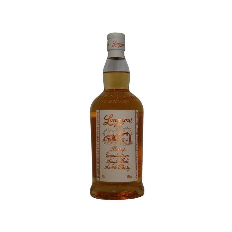 Whisky single malt « Longrow Peated » 70 cl