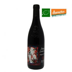 Côtes-du-Rhône-Villages Séguret 2016 vin biodynamie Vallée du Rhône sud - bas sulfites - vin naturel