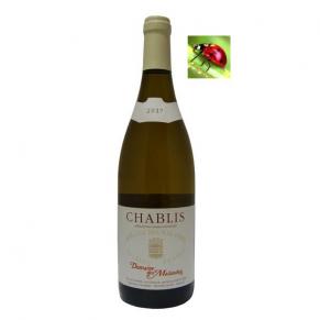 Chablis 2017 vin blanc bourgogne