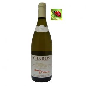 Chablis Vieilles Vignes « Tour du Roy » 2017 vin blanc bourgogne