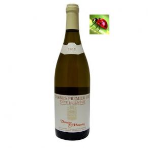Chablis Premier Cru « Côte de Léchet » 2017 vin blanc bourgogne
