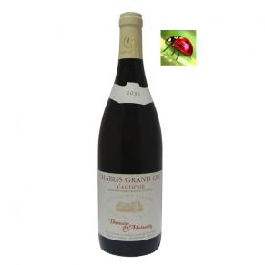 Chablis Grand Cru « Vaudésir » 2016 grand vin blanc de bourgogne