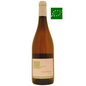 IGP Isère blanc « Verdesse » 2014 - vin bio Isère - cépage rare - bas sulfite