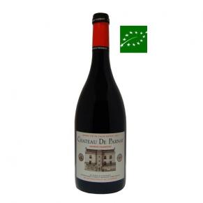 Saumur-Champigny « Château de Parnay » 2015 - vin bio Loire