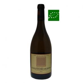 Saumur Blanc « Clos d'Entre les Murs » Monopole 2013 vin bio de Loire - vin bas sulfite