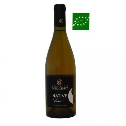 Côtes-du-Rhône-Villages Visan Blanc « Native » 2018 vin biologique Vallée du Rhône Sud