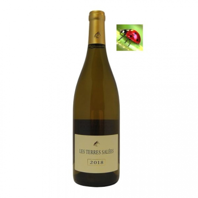 Coteaux de Narbonne « Les Terres Salées » Blanc 2018 vin du Languedoc