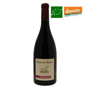 Saint-Joseph rouge « Sphé-érique » 2017 - vin biodynamie Vallée du Rhône Nord - sans sulfites