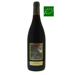 Dealu Mare rouge Feteasca Neagra « Terre Précieuse » 2015 vin rouge biologique roumain