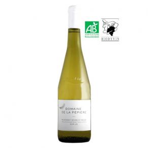 Muscadet de Sèvre-et-Maine sur Lie 2018 Vin de Loire en biodynamie
