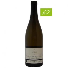 Roussette de Savoie « Altesse » 2018 vin bio de Savoie - bas sulfite