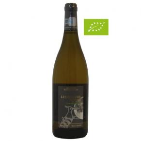 Dealu Mare blanc Chardonnay « Les Quatre Tours » 2017 Vin Biologique Roumain