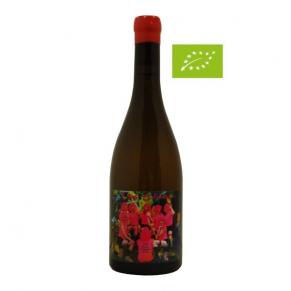 Chignin Bergeron « Les Filles » 2018 grand vin bio de Savoie - bas sulfite - vin naturel