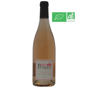 Pic Saint-Loup Rosé Goloso vin biologique